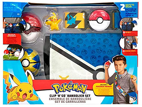 Pokemon Bandolera Arena Combate (Bizak 63220028)