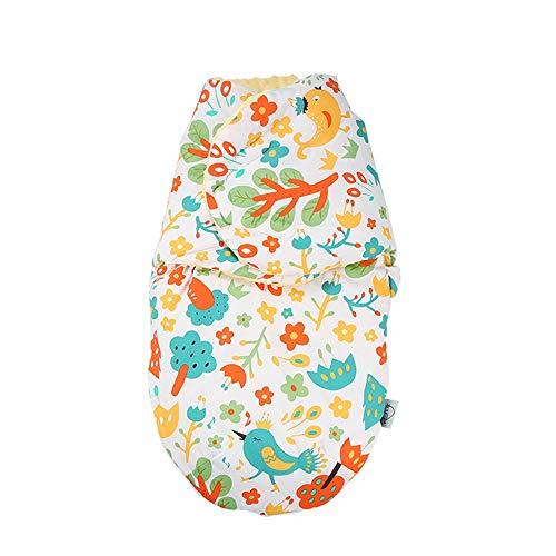 MOMIN-HM Baby-Schlafsack Infant Shark Schlafsack Kinderwagen Decke Baumwolle Warme Herbst Winter Schlaf Sack Baby Anti-Treten Tragbare Decken for 0-9 Monate Jungen Mädchen für Säuglingskleinkind