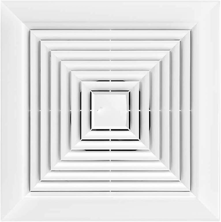 CDQYA Inline Max Ranking TOP12 70% OFF Duct Fan Plastic Ventilation Waterproof Booster