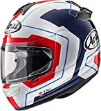ARAI Casco de moto integral Axces-3 line azul (M)