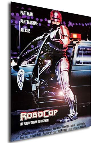 Instabuy Poster Robocop Vintage Theaterplakat - A3 (42x30 cm)