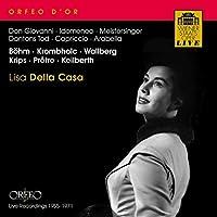 Don Giovanni Idomeneo Die Me by MOZART / WAGNER / VON EINEM / STR (2009-03-31)