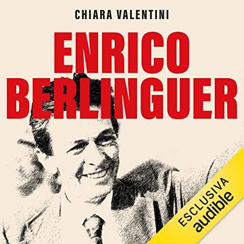 Enrico Berlinguer copertina
