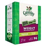 GREENIES Weight Management TEENIE Natural Dog...