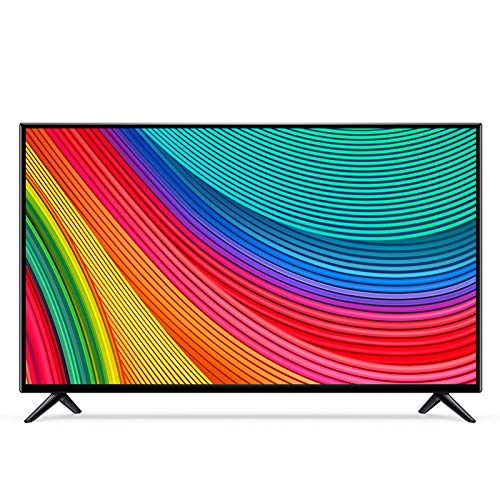 YILANJUN TV por Internet - Televisor 4k HD (FullHD), WiFi Incorporado, Interfaces Ricas, Efectos de Sonido Envolvente, Visualización de Películas Fluida (5 Especificaciones: 32/42/50/55/60 Pulgadas)