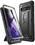 YOUMAKER Case for Galaxy S10, Built-in Screen Protector Work with Fingerprint ID Kickstand Full Body...
