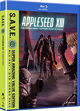 Appleseed XIII: the Complete Series - Save [Blu-ray] [Import]