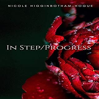 In Step/Progress audiobook cover art