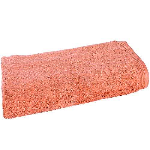 Aneesi Bath & Leisure 16 x 21 cm Ultima badhandschoen van puur katoen, lippenstift-rood