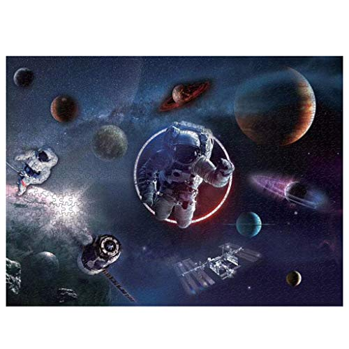 1000 Piece Puzzles, Jigsaw Puzzle for Adults or Kids - Game Interesting Toys Personalized Gift, Star Trek
