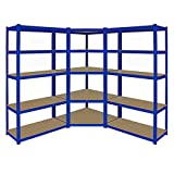 Monster Racking Sparangebot 1 x blaues T-Rax 90cm