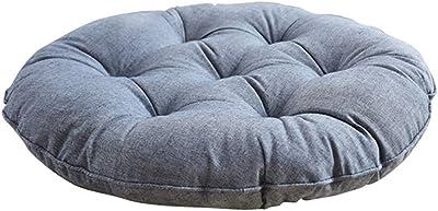 Amazon.com: HIGOGOGO Solid Square Seat Cushion, Tufted ...