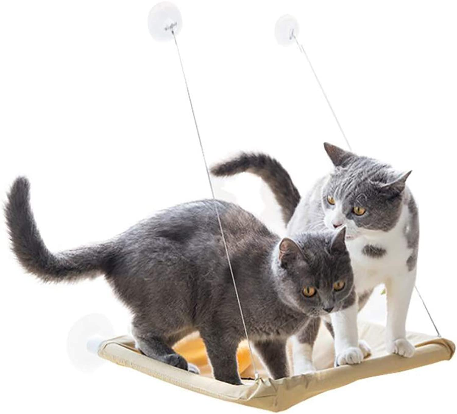 Cat Hammock,Detachable Cat Hanging Bed Summer Hanging Cat Pet Supplies,Comfortable and Breathable