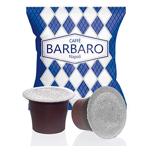Barbaro Nespresso Caffe' Cremoso Napoli Miscela Blu - 100 Capsule