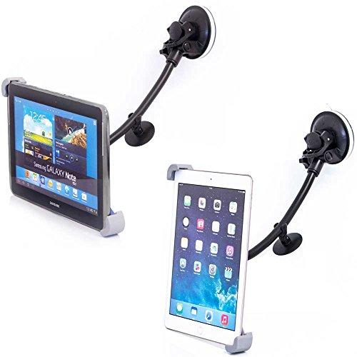 Urbannerd Auto & vrachtwagen voorruit Tablet houder - auto voorruit houder - houder voor Apple iPad Samsung Google Sony ASUS Amazon & Tablet 7-11 inch Car Holder