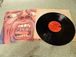 IN THE COURT OF THE CRIMSON KING-KING CRIMSON 12