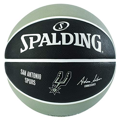 Purchase Spalding Basketball NBA Team Size 7 - Spurs 17