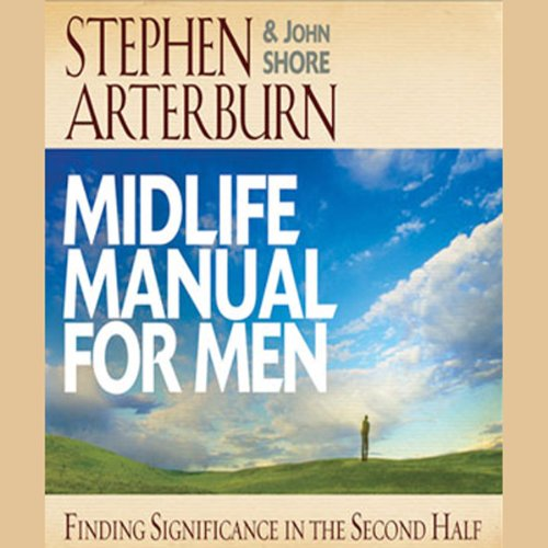 Midlife Manual for Men cover art
