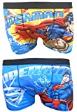 Superman Superhero Mens Boxer Shorts Dos Pack...