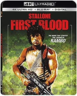 RAMBO: FIRST BLOOD 4K Ultra HD Digital