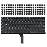 Willhom Keyboard US + Screws Kit Replacement for MacBook Air 13' A1466 A1369 (Mid 2011-Mid 2017)