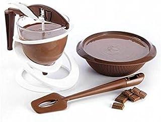 Silikomart 25.905.99.0063 Choc Colata Kit pour Préparer Chocolat