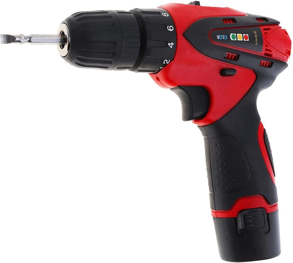 VOTO Cordless 12V Electric Max 74% OFF Screwdriver 100-240V AC Drill In stock 2 with