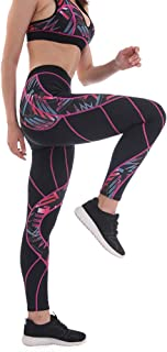 L&Sports Neoprene Pants for Women Weight Loss, 2mm Neoprene Sauna Pants Hot Sweat Tights Slimming Body Shaper Leggings Plus Size Sauna Capris