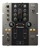 Pioneer DJM-250-K mezclador DJ - Mezclador para DJ (84 Db, 74 Db, 24 Bit, 0.007%, 7 W, 3.1 kg)