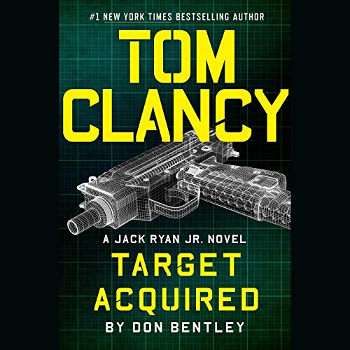Tom Clancy Target Acquired Audiobook By Don Bentley cover art