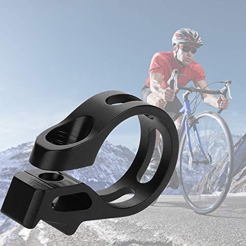 Abrazadera de Cambio de Bicicleta, Conjunto de Abrazadera de Gatillo de Bicicleta de Aleación de Aluminio de 22.2 mm Abrazadera de Cambio de Tubo de Cambio de Freno para SRAM X7 X9 X0 XX XO1 XX1