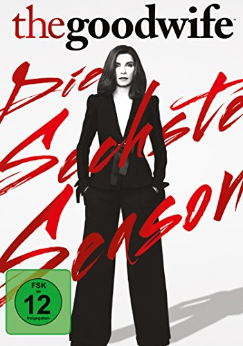 The Good Wife - Die sechste Season [6 DVDs]