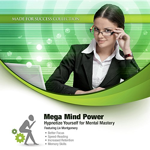 Mega Mind Power audiobook cover art