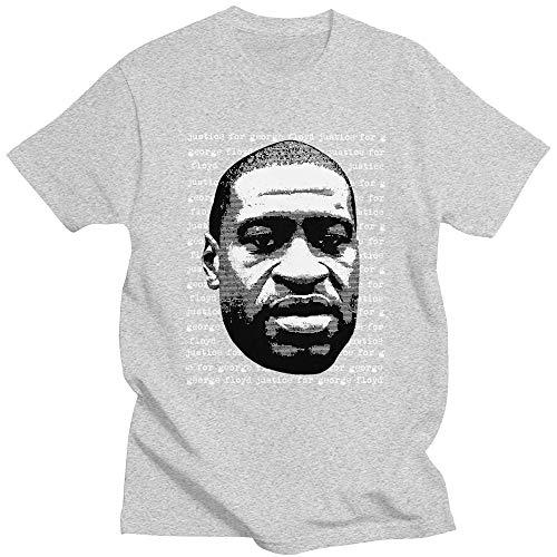 Black Lives Matter, I Cant Breathe, Civil Rights T-Shirt in S, M, L, XL, XXL,XXXL,Gray,XL