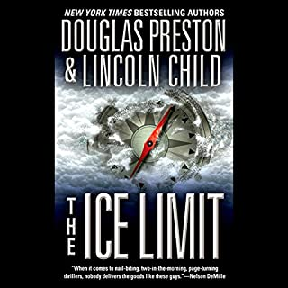 The Ice Limit cover art
