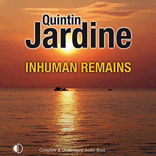 Inhuman Remains audiobook cover art