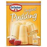 PUDDING FÜR DIE GANZE FAMILIE: Dr. Oetker Original Pudding Sahne-Geschmack ist das perfekte Dessert für die ganze Familie. EINFACH GANZ BESONDERS: Je nach Vorliebe entweder warm oder kalt genießen INDIVIDUELL VERFEINERN: Nach Belieben den Pudding Sah...