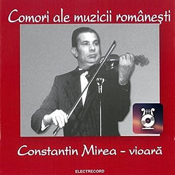 Constantin Mirea Vioară