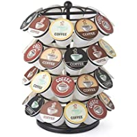 Nifty Solutions 40 Capacity Smooth Spinning K-Cup Holder Coffee Pod Carousel