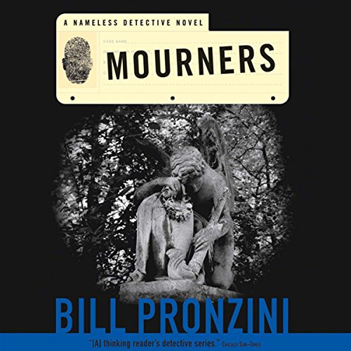 Mourners audiobook cover art