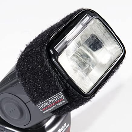 Braceus Universal Speedlight Flash Light Bounce Diffuser with 3 Colors Reflector Cards