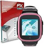 atFoliX Película Protectora Compatible con XPlora X5 Play Protector Película, Ultra Claro y Flexible FX Lámina Protectora de Pantalla (3X)