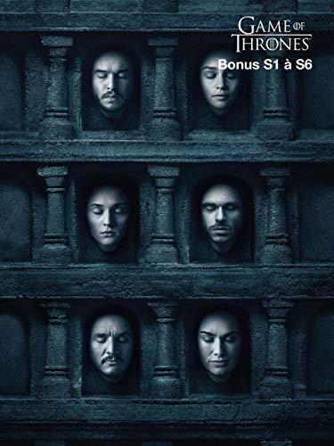 Résumé - Game Of Thrones S1 à 6