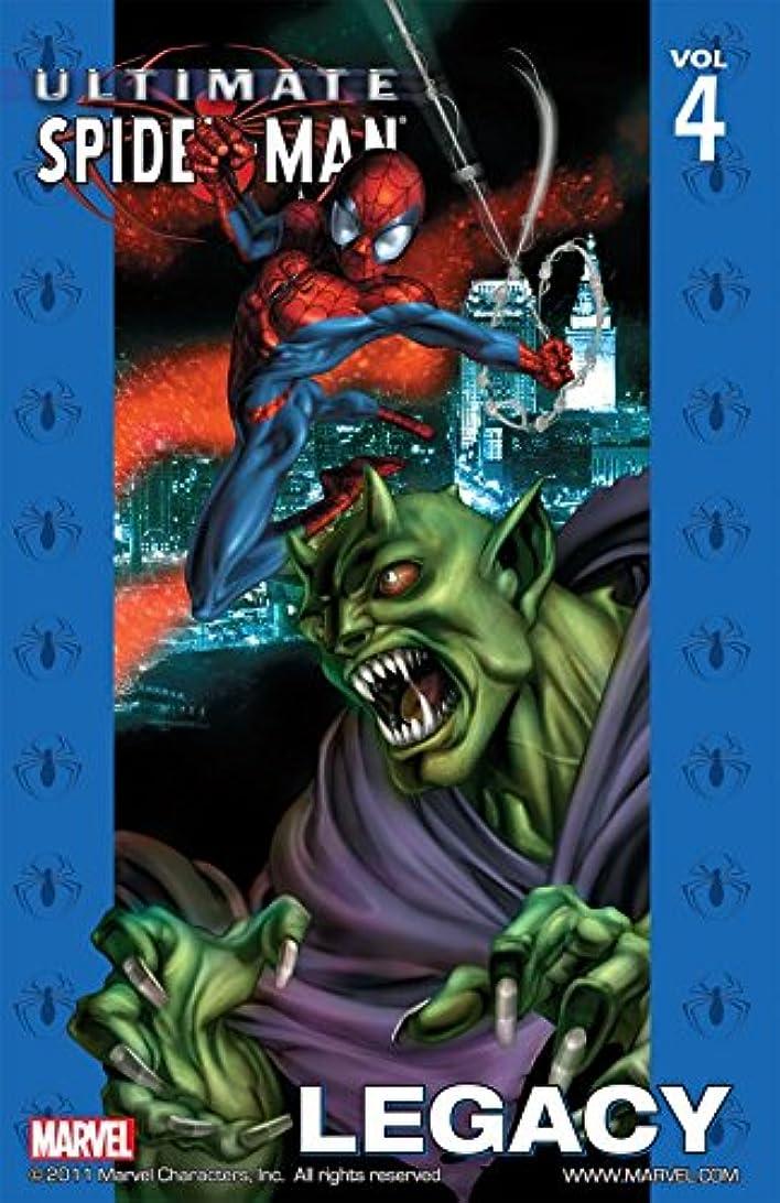 お風呂雇用者ほのかUltimate Spider-Man Vol. 4: Legacy (Ultimate Spider-Man (Graphic Novels)) (English Edition)