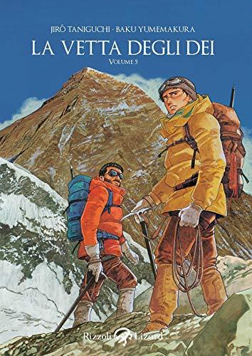 La vetta degli Dei - vol. 5 (Italian Edition)