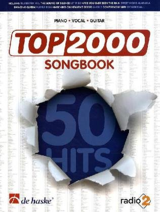 Top 2000 Songbook, piano/vocal/guitar