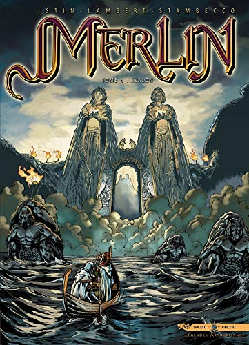 Merlin, tome 4 : Avalon