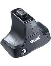 Thule 754002 system szybkiego stopka do samochodów z dachem Noraml - czarny