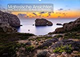 Maltesische Ansichten (Wandkalender 2022 DIN A2 quer): Fotografische Ausblicke auf den Mittelmeerinseln Malta, Gozo und Comino (Monatskalender, 14 Seiten )