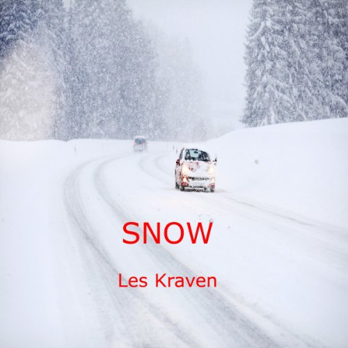 Snow audiobook cover art